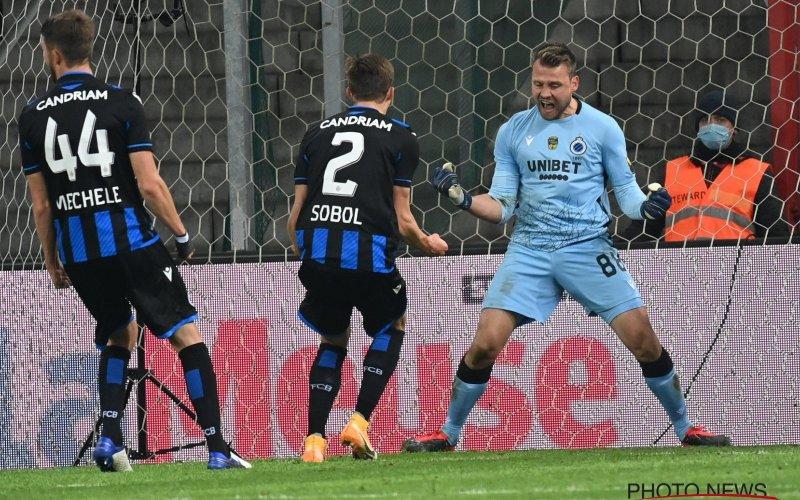 Club Brugge zorgt voor nervositeit: