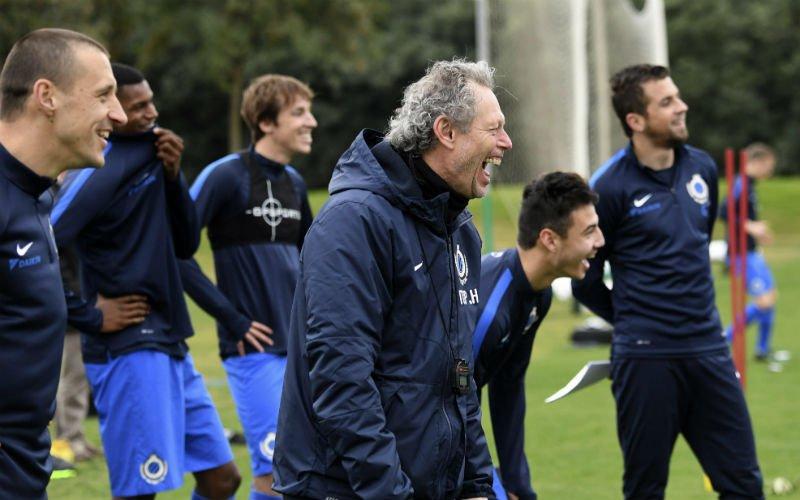 Mogelijk zeer verrassende transfer bij Club Brugge op til