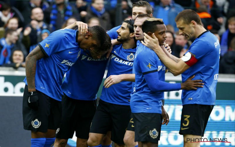 Nieuweling van Club Brugge maakt zich al ernstige zorgen