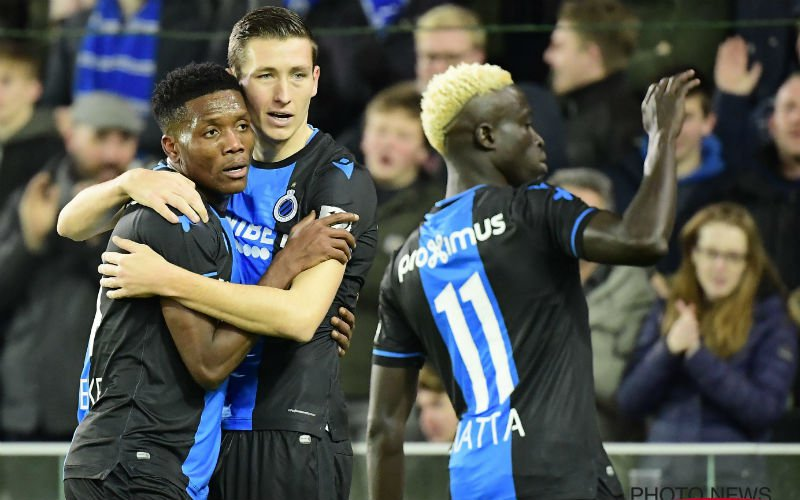 'Imponerend Club Brugge zet zegereeks verder'