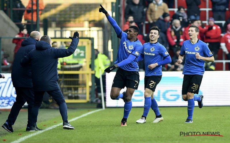 Oppermachtig Club Brugge zet topper tegen Standard naar zijn hand