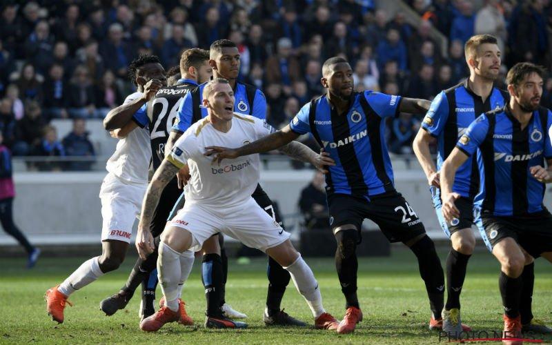 'Club Brugge zet KRC Genk vlak voor play-off 1 zwaar onder druk'