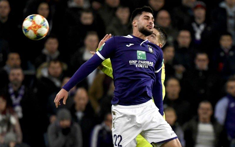 Anderlecht neemt zeer drastisch besluit over Rode Duivel Cobbaut