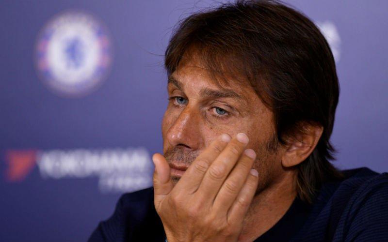 'Diego Costa stapt op bij Chelsea'