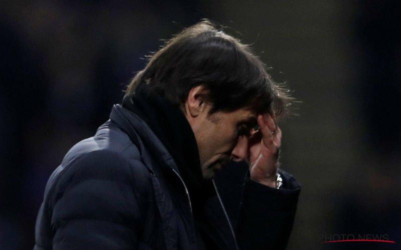 Chelsea neemt afscheid van Antonio Conte, die royale premie krijgt
