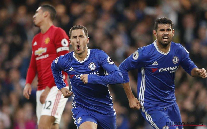 Chelsea stelt Champions League-selectie samen en neemt opmerkelijk besluit over Diego Costa