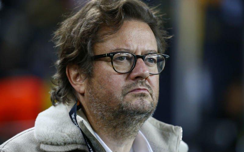 Anderlecht-fans zijn het kotsbeu en halen zwaar uit naar Coucke