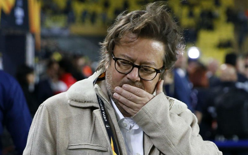 Marc Coucke geeft toe: