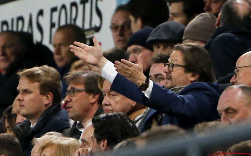 Anderlecht moét ingrijpen: