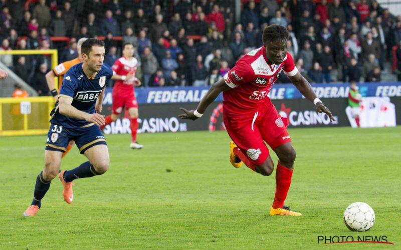 Ex-spits van AA Gent zoekt nieuwe club in eerste klasse: