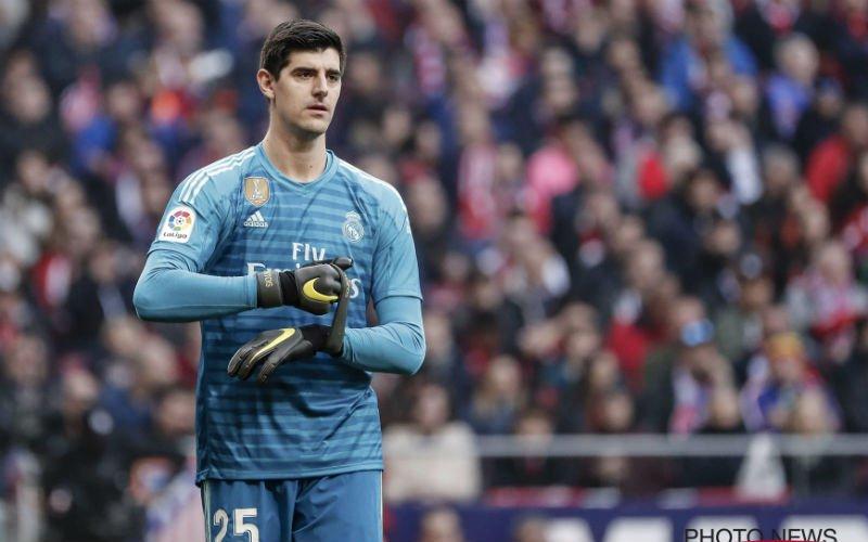 'Real Madrid zet opmerkelijke ruildeal met Thibaut Courtois op poten'