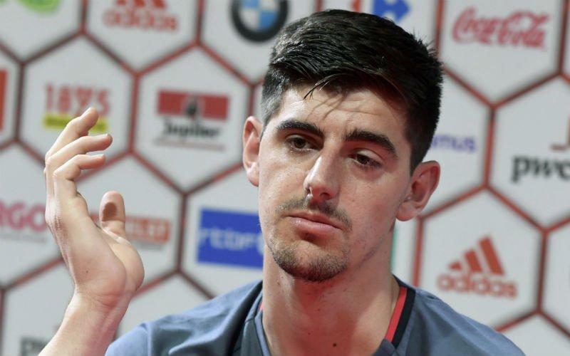 'Chelsea heeft opmerkelijke concurrent voor Courtois gevonden'