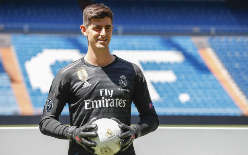 Courtois legt zelf pikant detail over Real-transfer bloot