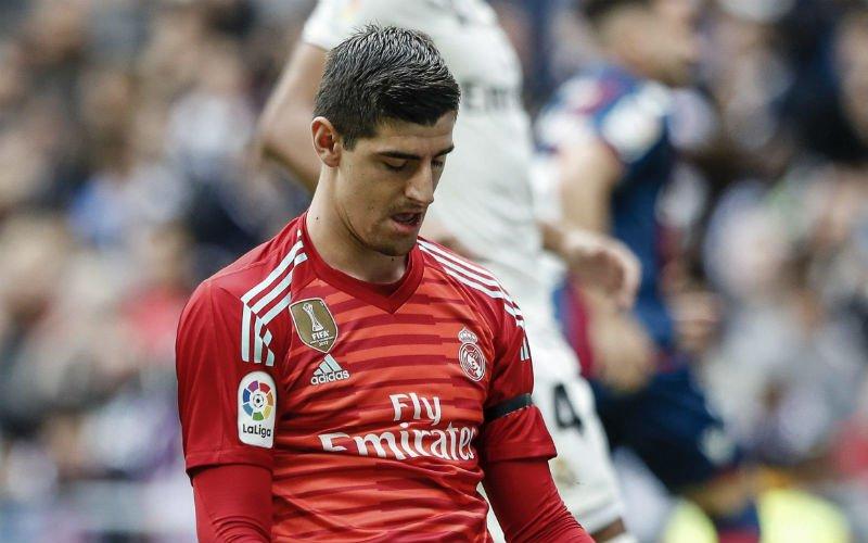 Thibaut Courtois krijgt zeer slecht nieuws te horen bij Real Madrid