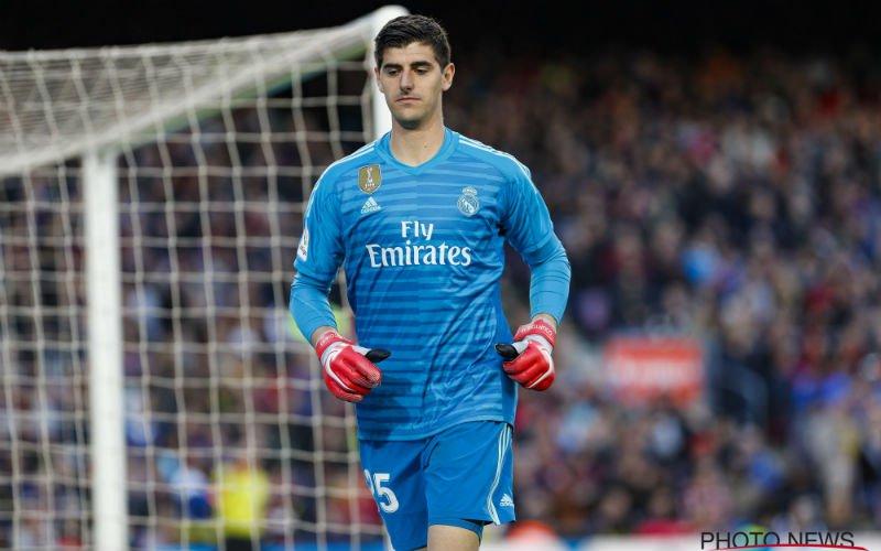 'Real Madrid-bestuur verstuurt onverwacht signaal naar Courtois'