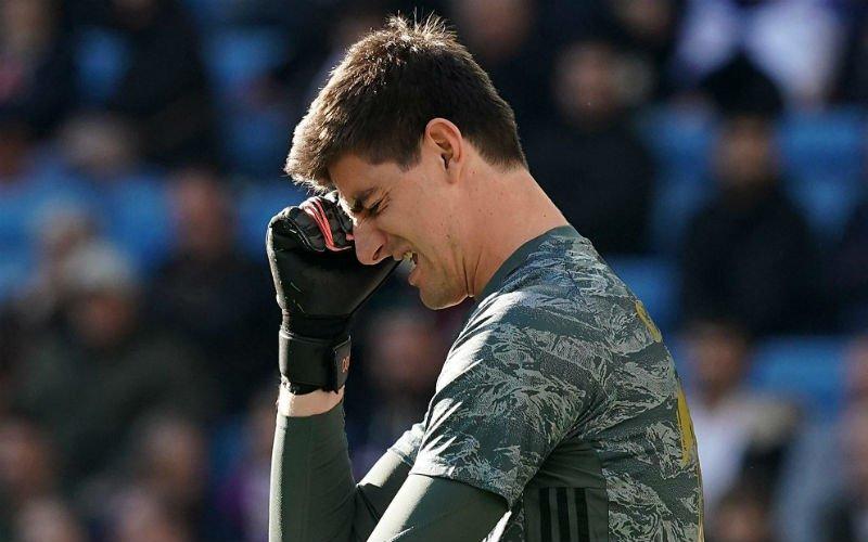 'Real Madrid moet Courtois noodgedwongen laten gaan'