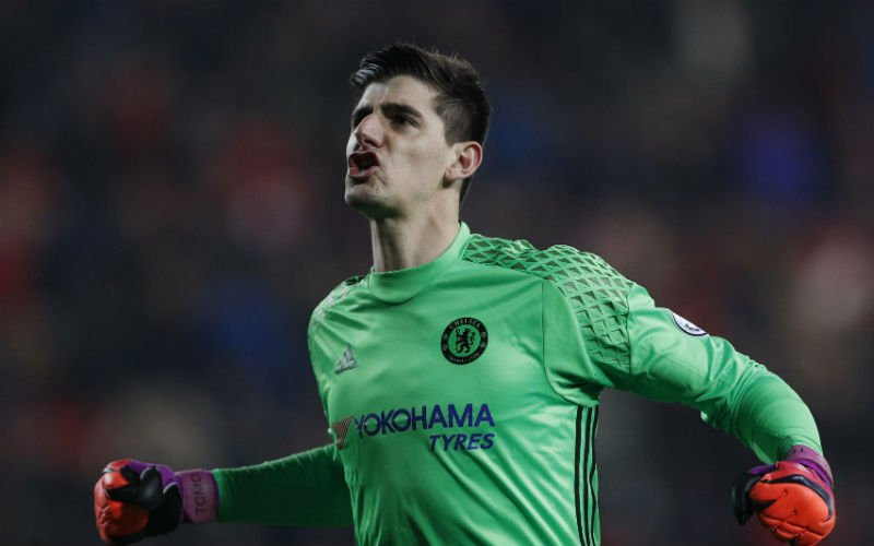 'Absolute toptransfer voor Courtois in aantocht' (niet Real Madrid)