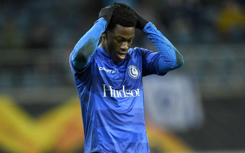 'Gent ontvangt bod van 35 miljoen uit Premier League, David blaast transfer af'
