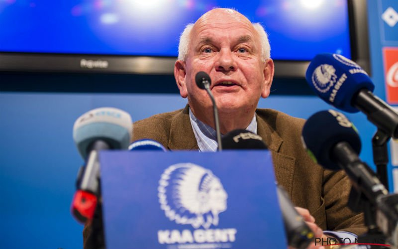 Ivan De Witte verrast met nieuwe Gentse stadionplannen
