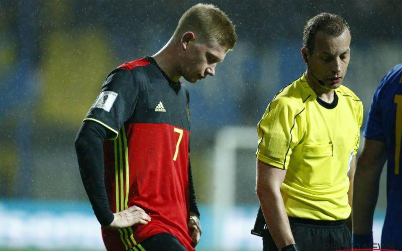 'Kevin De Bruyne is ongelukkig bij Rode Duivels'