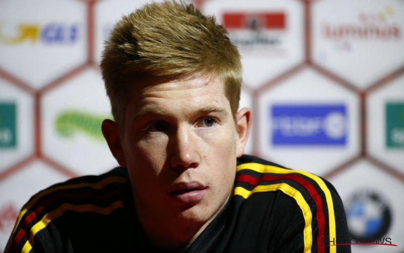 FIFA 18 gaat helemaal de mist in bij Kevin De Bruyne, fans begrijpen het niet: