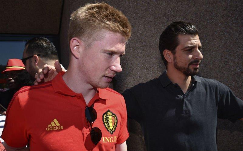Manchester City doet officiële mededeling: 'Zo lang zijn we De Bruyne kwijt'