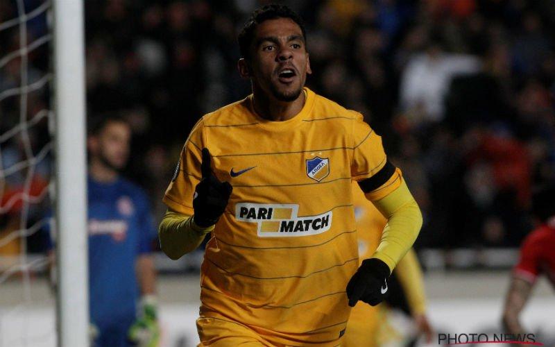 De Camargo daagt Anderlecht keihard uit