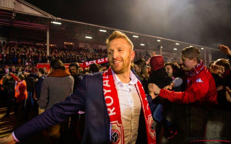 Wim De Decker doet een opvallende onthulling na de promotie