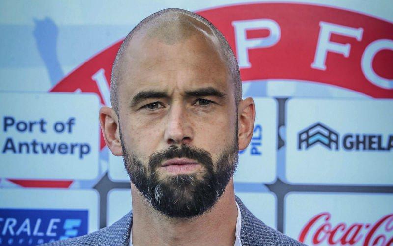 'Verrassing rond Steven Defour bij Antwerp FC'