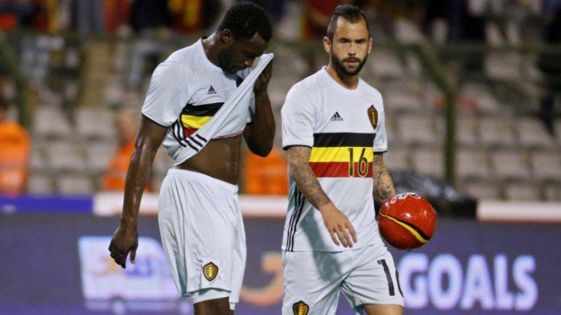 """Defour: """"Ik wil het de bondscoach zo moeilijk mogelijk maken"""""""
