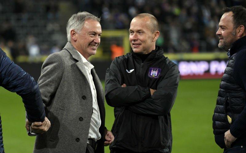 Marc Degryse schept duidelijkheid over overstap naar Anderlecht