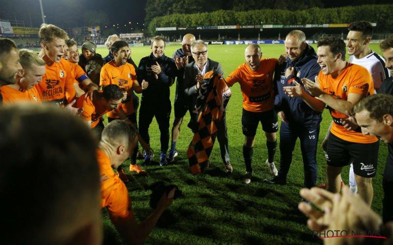 KMSK Deinze-Club Brugge volgend seizoen?