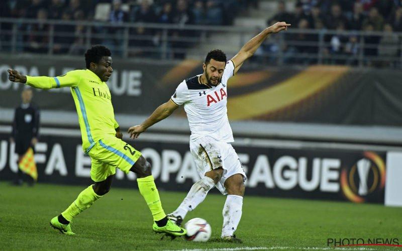 Moussa Dembélé zwaar onder de indruk van AA Gent