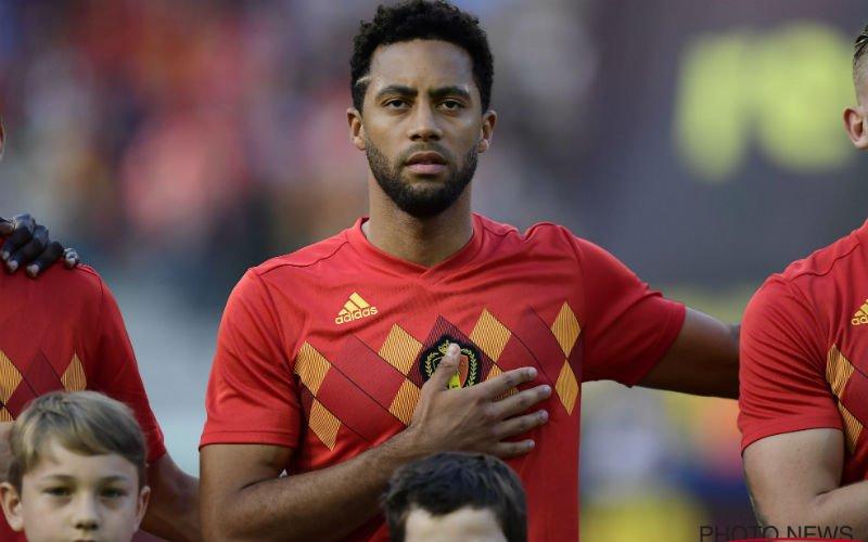 Vlak voor WK: 'Tottenham accepteert bod van 30 miljoen op Mousa Dembele'
