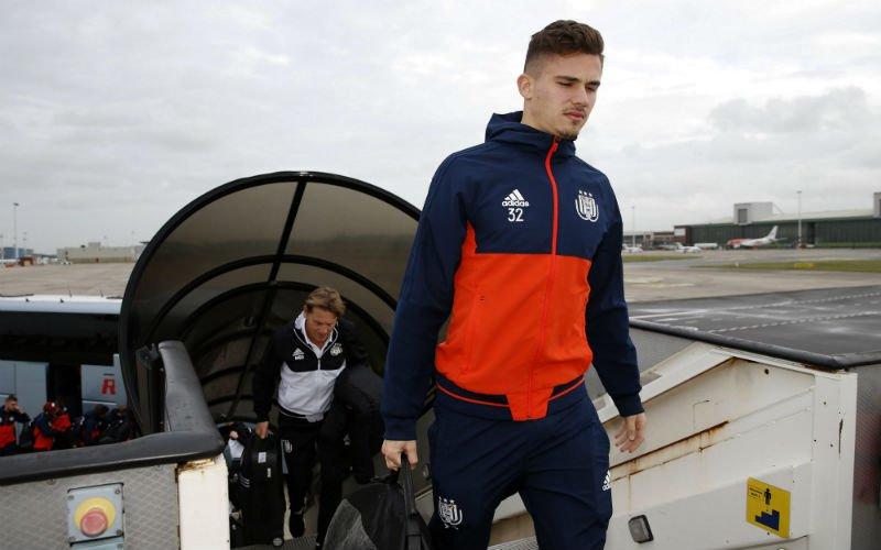Leander Dendoncker wil Anderlecht onmiddellijk verlaten