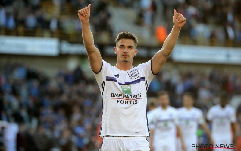 Anderlecht vraagt geen 38 miljoen meer voor Dendoncker