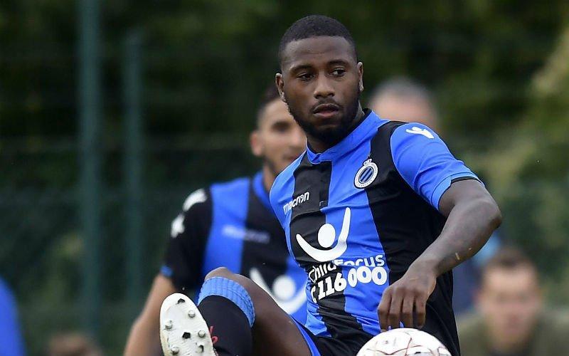 'Denswil deze week nog weg bij Club Brugge'