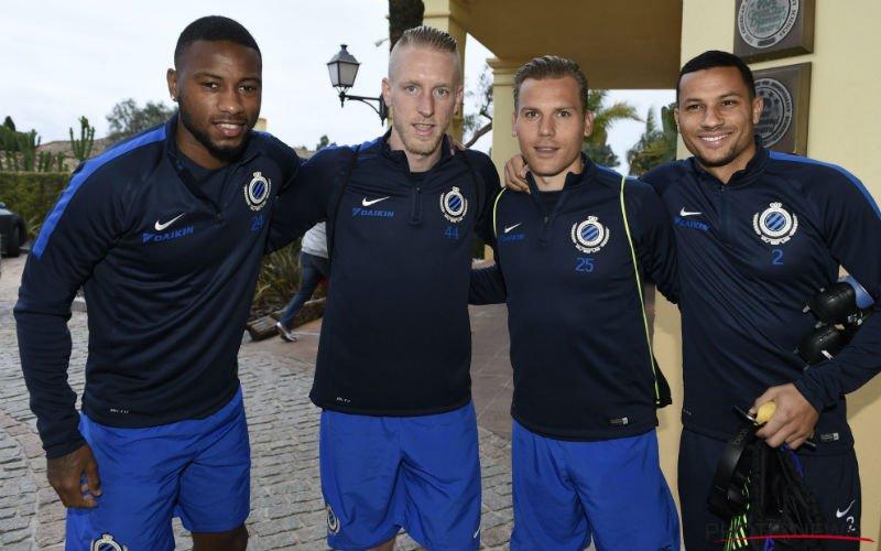 Nederlander van Club Brugge:
