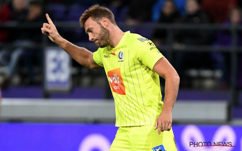 Depoitre komt met fikse waarschuwing voor Club Brugge:
