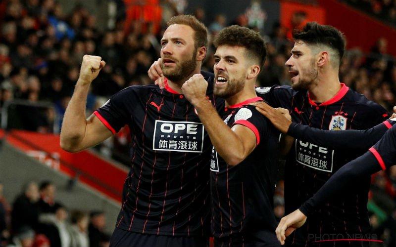Belgische ex-speler Standard versiert erg mooie transfer naar Huddersfield