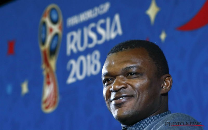 Oud-international Desailly: