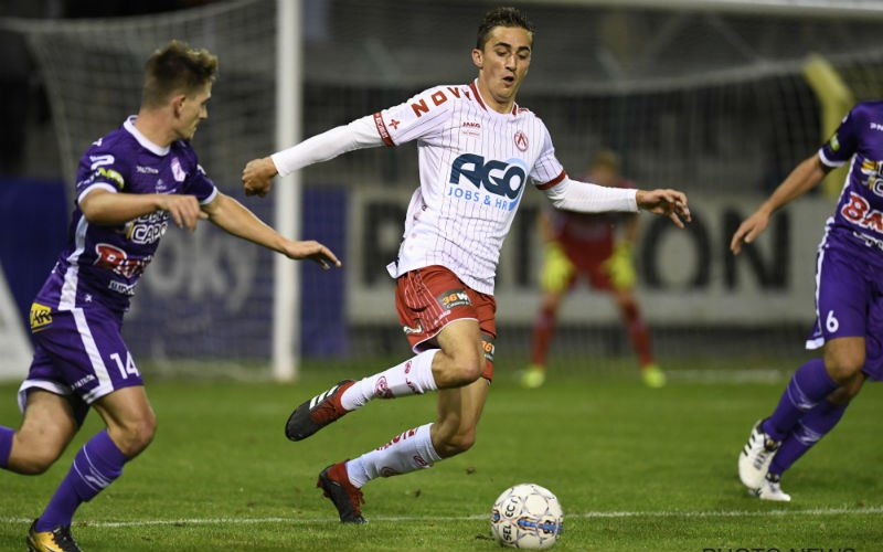 KV Kortrijk vermijdt nipt pijnlijke uitschakeling in Beker