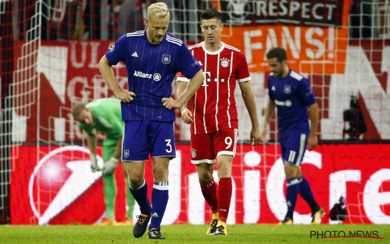 Anderlecht-fans reageren verrassend op nederlaag