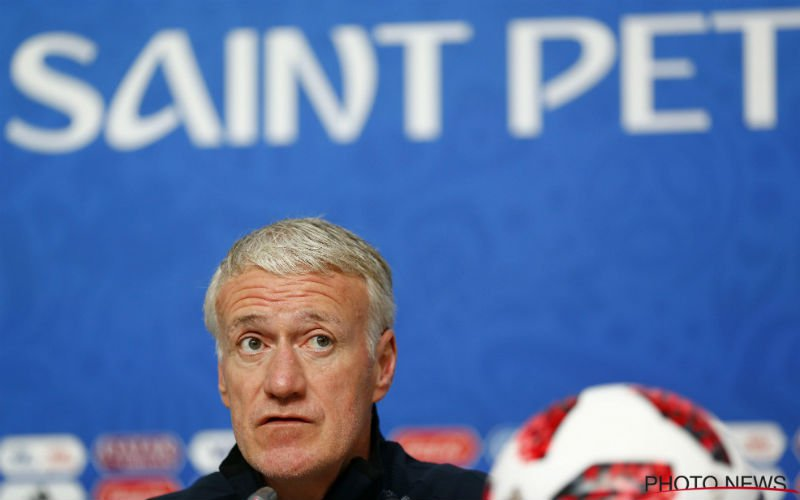 Deschamps blikt vooruit op België: