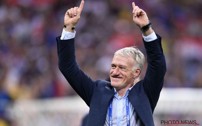 Opnieuw zeer venijnige aanval van wereldkampioen Frankrijk richting België