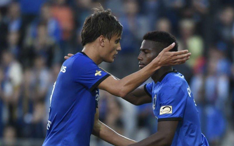 Manager van Club Brugge-spits verrast: