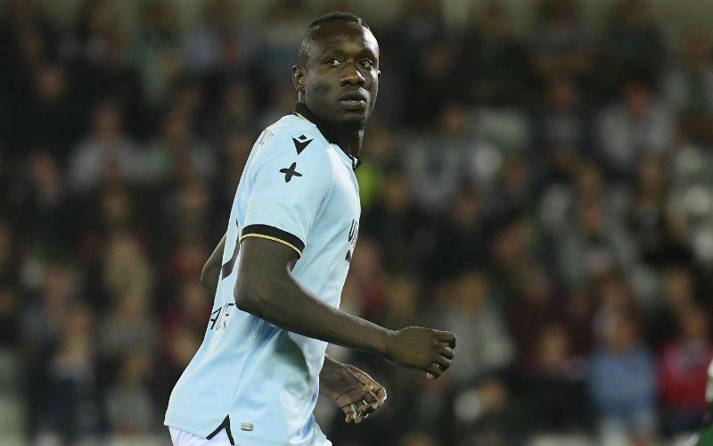 'Dit is de reden waarom Mbaye Diagne niet mag starten bij Club Brugge'