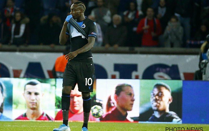 'Zeer verrassend nieuws over Mbaye Diagne bij Club Brugge'