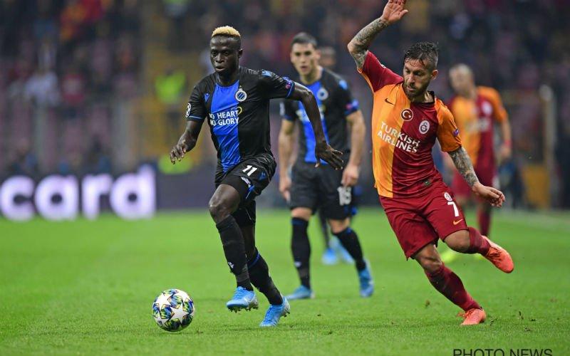 Kijkers ergeren zich blauw tijdens Galatasaray-Club: