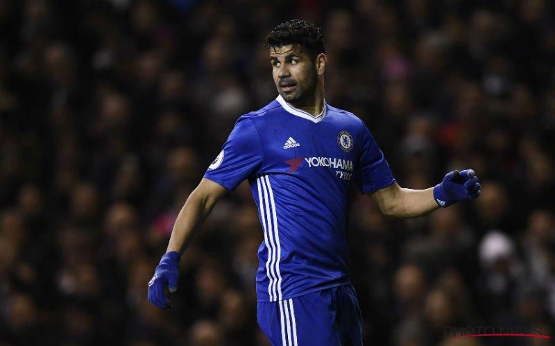 'Verbazingwekkende wending in transfersoap rond Diego Costa'